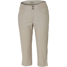 Royal Robbins Jammer Capri Kobiety, light khaki